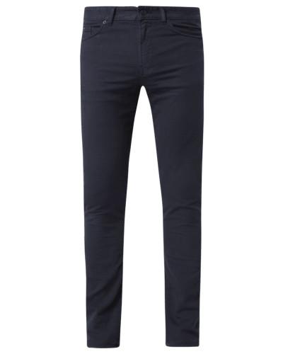 Slim Fit Jeans mit Stretch-Anteil Modell 'Delaware'