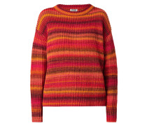 Pullover aus Schurwollmischung