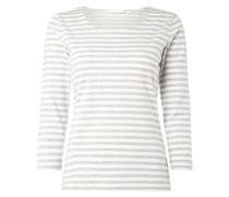 Shirt mit Streifenmuster und Stretch-Anteil
