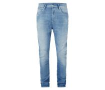 Anti Fit 5-Pocket-Jeans im Destroyed Look