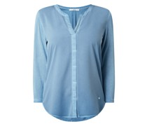 Blusenshirt aus Viskose Modell 'Clarissa'