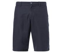 Relaxed Fit Shorts mit Leinen-Anteil