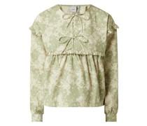 Blusenshirt aus Baumwolle Modell 'Yuliana'