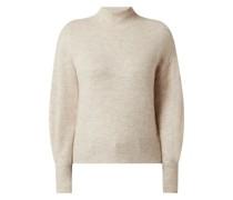 Pullover mit Alpaka-Anteil Modell 'Agate'