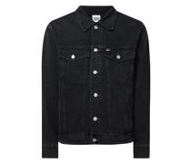 Jeansjacke aus recycelter Baumwolle