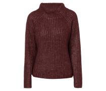 Boxy Fit Pullover mit Woll-Anteil