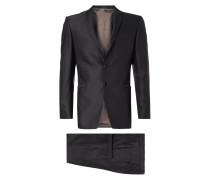 Slim Line Anzug mit 2-Knopf-Sakko