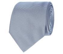 Krawatte aus Seide mit Riffelstruktur