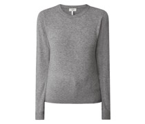 Pullover aus Viskosemischung Modell 'Thess'