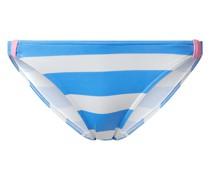 Bikini-Slip mit Streifenmuster Modell 'Orla Team'
