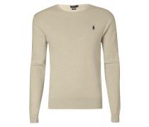 Slim Fit Pullover aus reiner Pima-Baumwolle