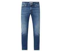 Relaxed Straight Fit Jeans mit Stretch-Anteil Modell 'Ryan'
