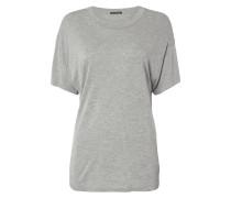 T-Shirt mit Effektgarn