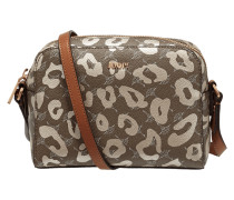 Crossbody Bag mit Leopardenmuster