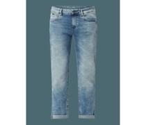 Boyfriend Fit Jeans mit Stretch-Anteil Modell 'Kate'