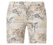 Chino-Shorts mit Stretch-Anteil Modell 'Jacqueline'