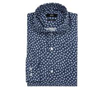 Slim Fit Business-Hemd aus Baumwolle Modell 'Jemerson'