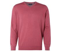 Pullover mit Seide- und Kaschmir-Anteil