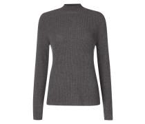 Pullover im Rippenstrick