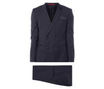 Anzug mit 2-reihigem Sakko