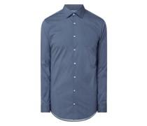 Slim Fit Business-Hemd mit Stretch-Anteil - Futureflex