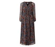 Blusenkleid aus Chiffon Modell 'Inma'