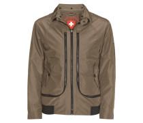 Caspian Jacke aus wetterfestem Material