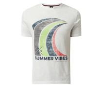 T-Shirt im Vintage-Look