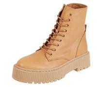 Boots aus Leder Modell 'Skyhy'