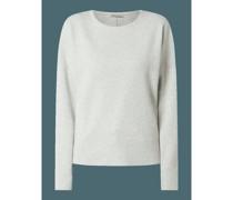 Pullover aus Schurwoll-Baumwoll-Mix Modell 'Maila'
