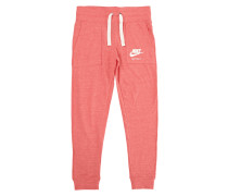 Sweatpants mit Logo-Print