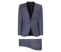 Anzug mit 1-Knopf-Sakko