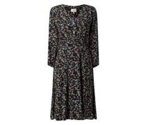 Kleid aus Viskose Modell 'Dacey'