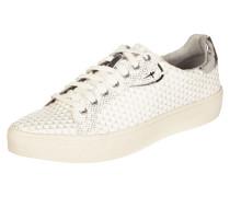 Sneaker mit strukturiertem Muster