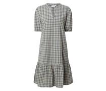 Kleid mit Karomuster Modell 'Gizal'