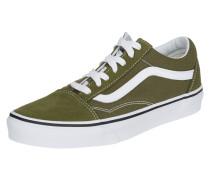 Sneaker 'Old Skool' aus Canvas und Veloursleder
