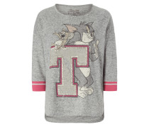 Sweatshirt mit Tom&Jerry™-Print