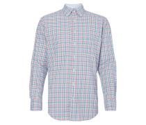 Casual Fit Hemd mit Button-Down-Kragen