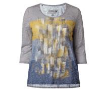 PLUS SIZE - Shirt mit künstlerischem Print