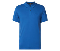 Regular Fit Poloshirt aus Pima-Baumwolle