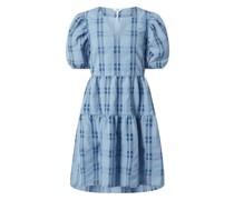 Kleid mit Karomuster Modell 'Beeta'
