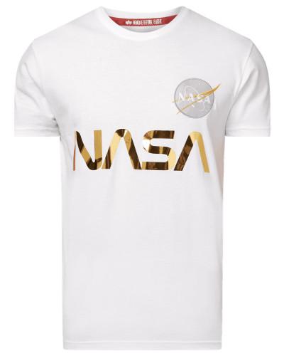 T-Shirt mit NASA-Print
