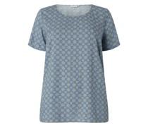 PLUS SIZE Blusenshirt aus Viskose Modell 'Mille'