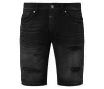 Jeansshorts aus Baumwolle Modell 'Jonne'