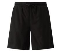 Shorts aus Leinen-Viskose-Mix Modell 'Lavara'