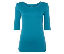 Shirt aus Baumwolle mit Stretch-Anteil