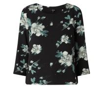 Blusenshirt mit Allover-Muster Modell 'Falesha Mystic'