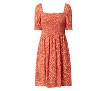 Kleid mit Puffärmeln Modell 'Nucarly'
