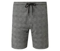 Shorts aus Jersey