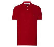 Casual Fit Poloshirt aus Baumwoll-Piqué